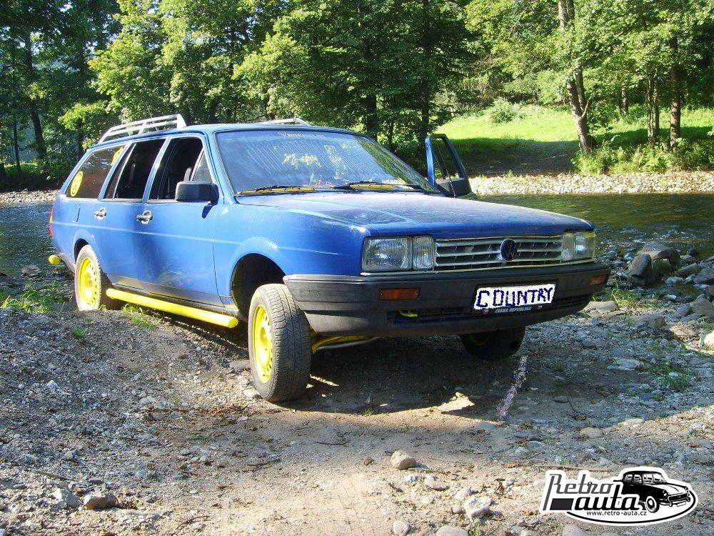1987 - VW PASSAT  B2 COUNTRY