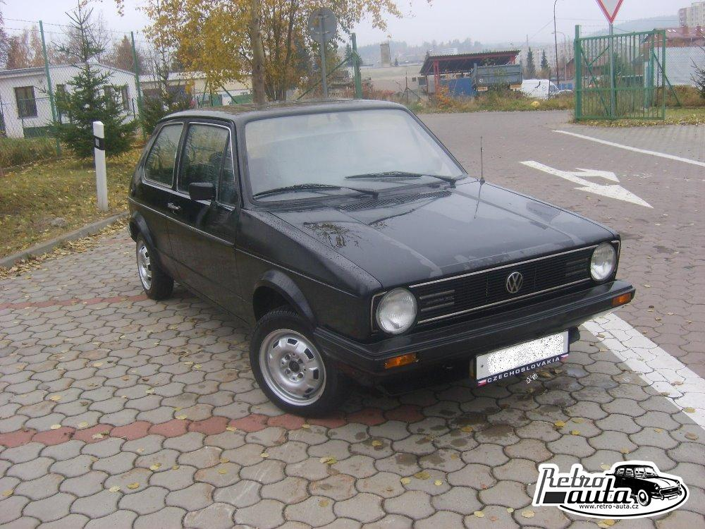 1978 - VOLKSWAGEN GOLF I