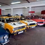 Naše vozy v Muzeu socialistických vozů