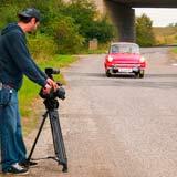 Natáčení a film